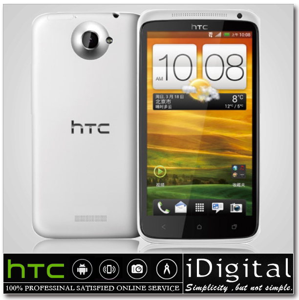 Original HTC ONE X XL Unlocked Android 4.0 Smart Mobile Phone 16GB/32GB Quad Core 1.7GHz 1GB RAM 4.7''IPS 8MP GPS WIFI 3G WCDMA(China (Mainland))