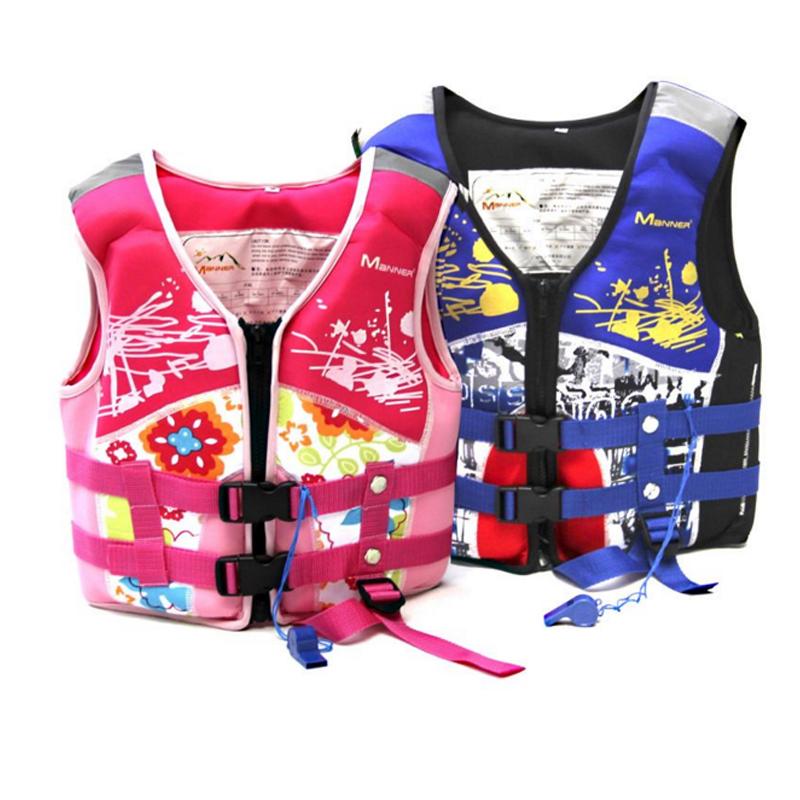 Kids Life Jacket Vest Child Swimming Life Jacket Vest For Kayak Kids Summer Watersports Equipment(China (Mainland))