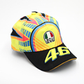 2016 New Design F1 Racing Cap Car Motocycle MOTO GP VR 46 Rossi Baseball Cap Embroidery