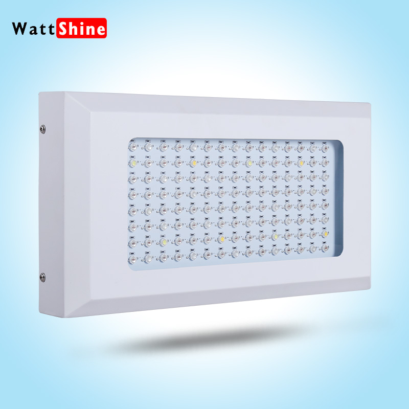 Best design 600W Full Spectrum 8 bands Led Grow Light Hydroponic Grow Lamp 120pcs Best for Medicinal Plants Growth Flowering(China (Mainland))