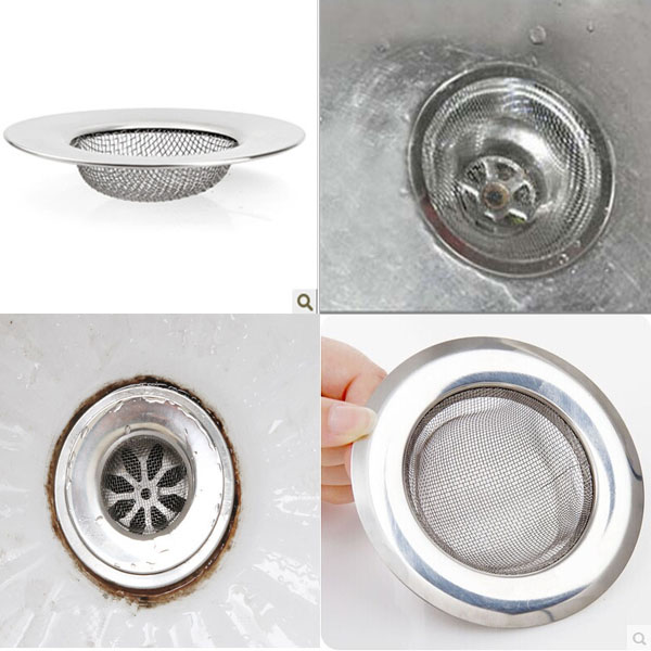 New Hot Selling Kitchen Toilet Sink Prevent Clogging Sewer Filter Outfalls Cover Free Shipping(China (Mainland))