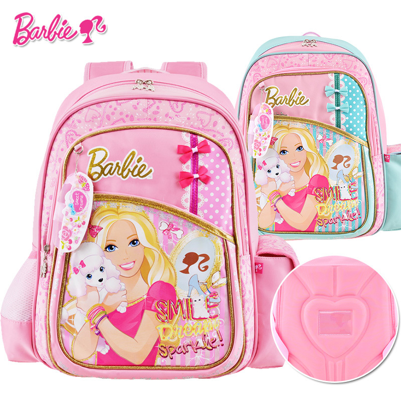 HOT Princess Children School Bags Orthopedic Backpack Girls Quality Kids Cartoon Mochila Escolar Princesas Primary Bookbags