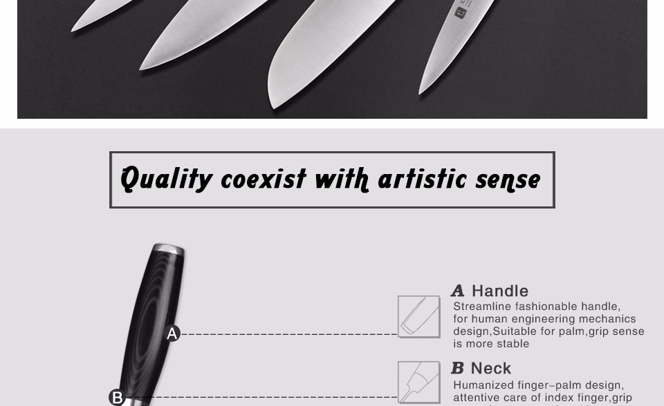 Buy XINZUO 8 inch chef knife three layers clad steel kitchen knives micarta handle sharp cleaver knife kitchen tackle free shipping cheap