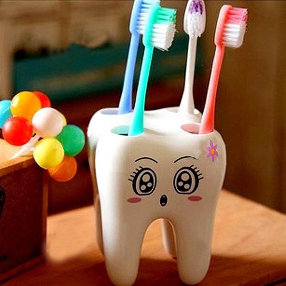 Как сделать своими руками подставку для зубных щеток