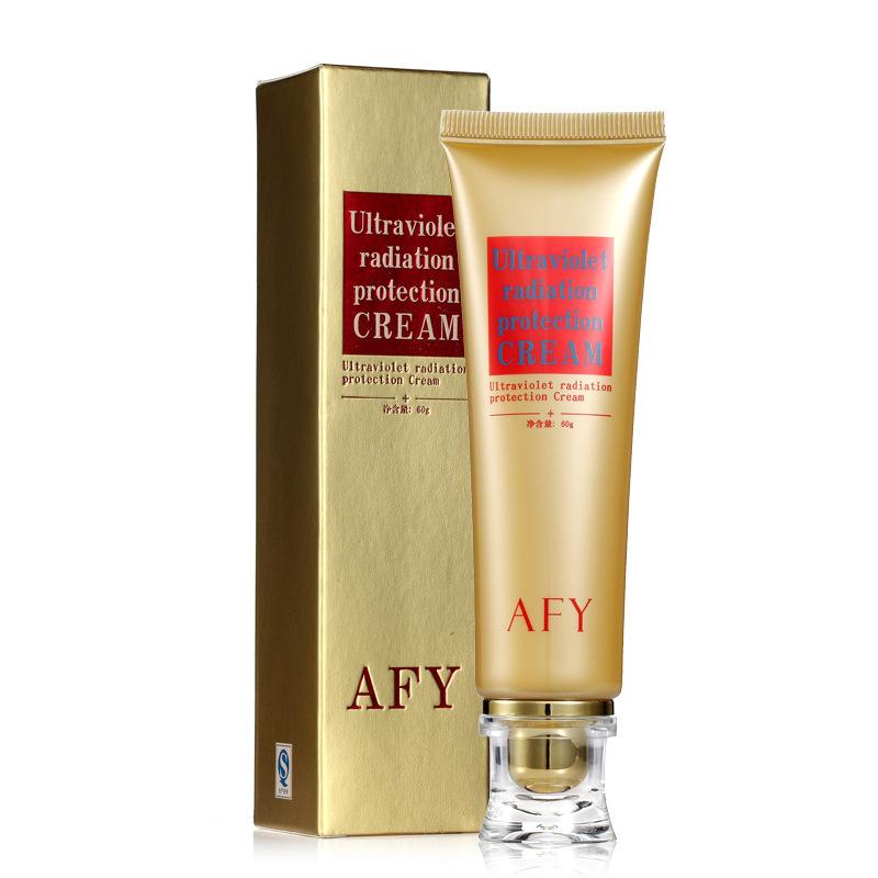 Солнцезащитный крем для тела AFY 60g Sunscreen крем для кожи вокруг глаз 1pcs lot afy