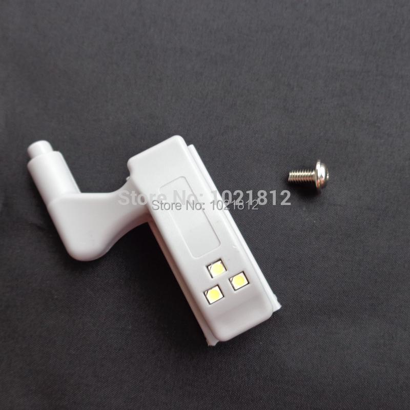 100pcs Cabinet Hinge LED Light Cupboard LED Light(China (Mainland))