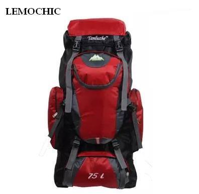 75L Waterproof Outdoors backpack