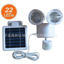 Solar Security Lights/Entry Lights with PIR motion sensor – Waterproof