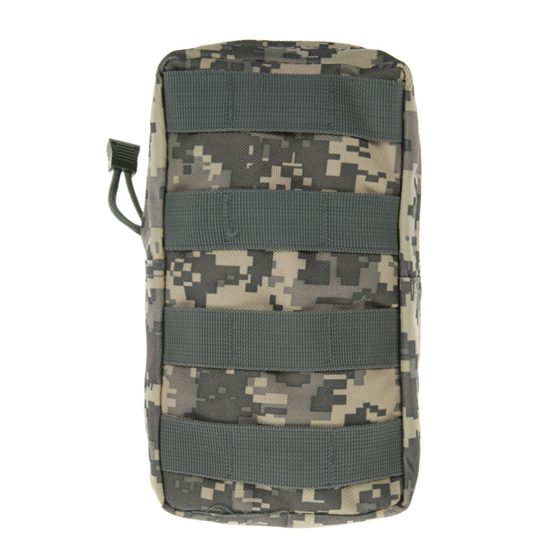Portable Airsoft Molle Waist Bag Waterproof Medical Military First Aid Phone Nylon Sling Pouch Bag Case(China (Mainland))