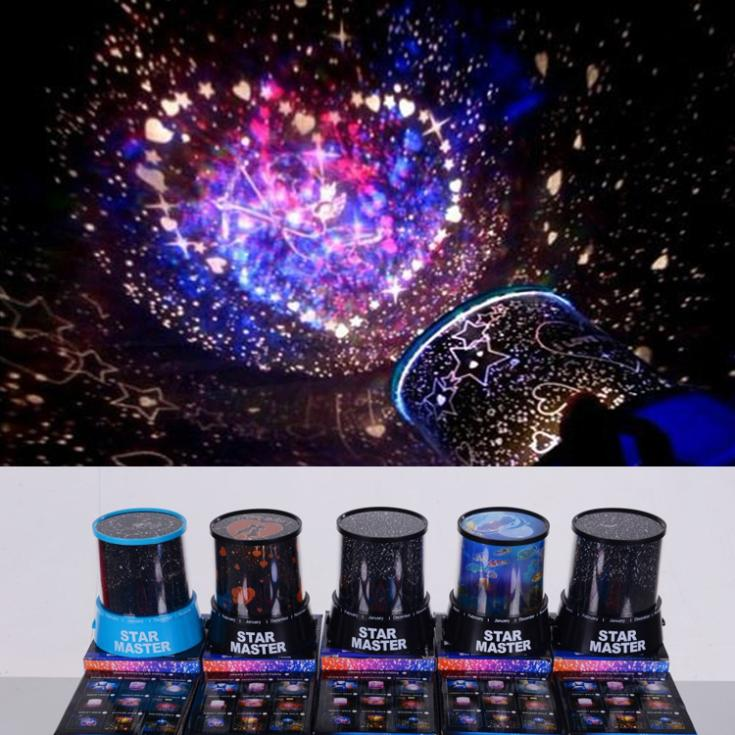 LED Cosmos Star Master Sky Starry Night Projector Light Lamp Kids Good Gift HG-1304\br(China (Mainland))