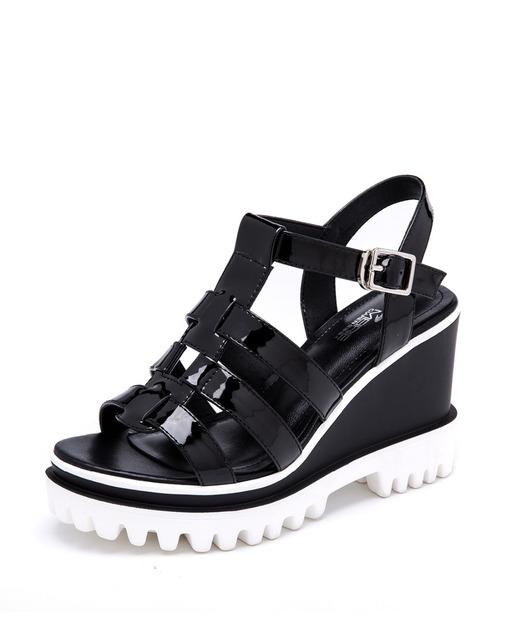 Aokang MeiRies 2016 новое поступление женская обувь свободного покроя толстым дном ...