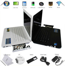 2013 Wholesale 13.3 inch oem cheap laptop prices in germany with dvd rom 1G 160G windows 7 itel wifi webcame with Free shipping