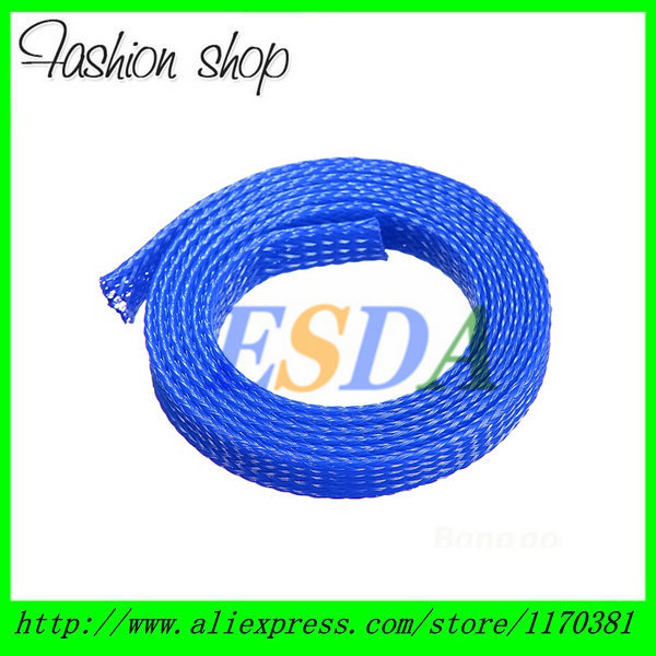 6mm High Tensile Cut and Abrasion Resistant Expandable Braided Sleeving(China (Mainland))