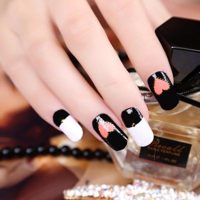 foil 006# new fashion sexy stylish decal stamping nail sticker, nail art(China (Mainland))