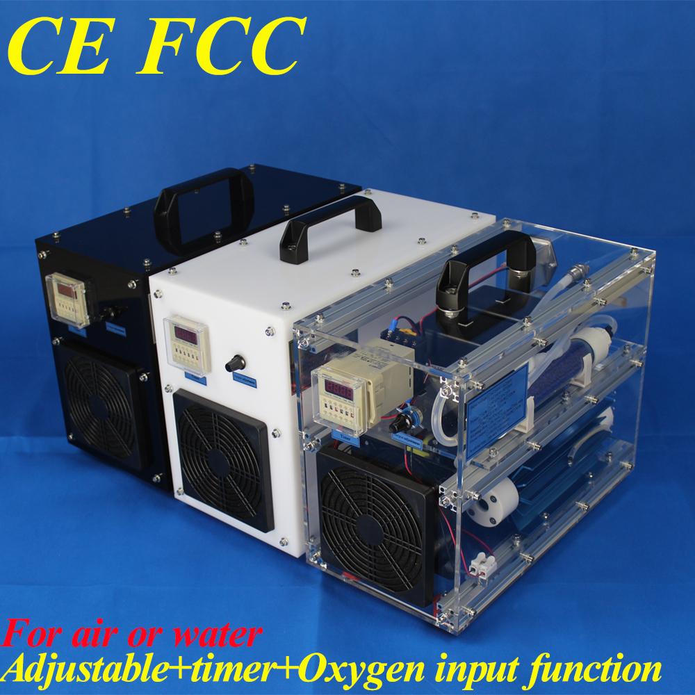 CE EMC LVD FCC 10g/h high quality car ozone<br><br>Aliexpress