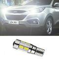 1pcs led T10 w5w 15SMD 4014 canbus error free car Width bulb light for hyundai solaris ix35 i30 accessories accent Verna sonata