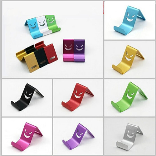 2015 Hot Mobile Cell Phone Stand Holder For Smartphone & Tablet PC ipod Mobile Phone Mp3 Mp4 Samsung Universal Multi Color(China (Mainland))