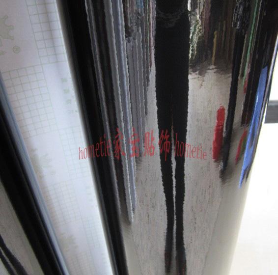 Achetez en gros auto adh sif miroir papier en ligne des for Papier miroir autocollant