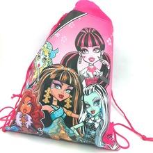 Buy 1pcs 36*25cm cartoon non-woven fabrics drawstring backpack,schoolbag,shopping bag 1PCS for $1.14 in AliExpress store