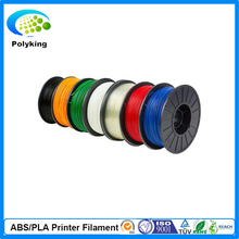 High Quality 28 Colours 3D Printer Filaments plastic Rubber Consumables Material, ROHS certified ,1.75/3mm ABS / PLA Optional