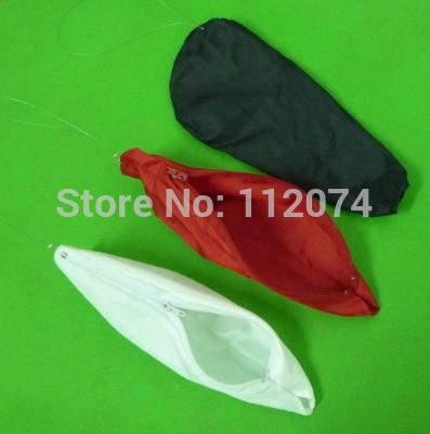 Single Hand Dove Bag (Zipper) - magic trick,bag magic,props,comedy, best stage magic(China (Mainland))