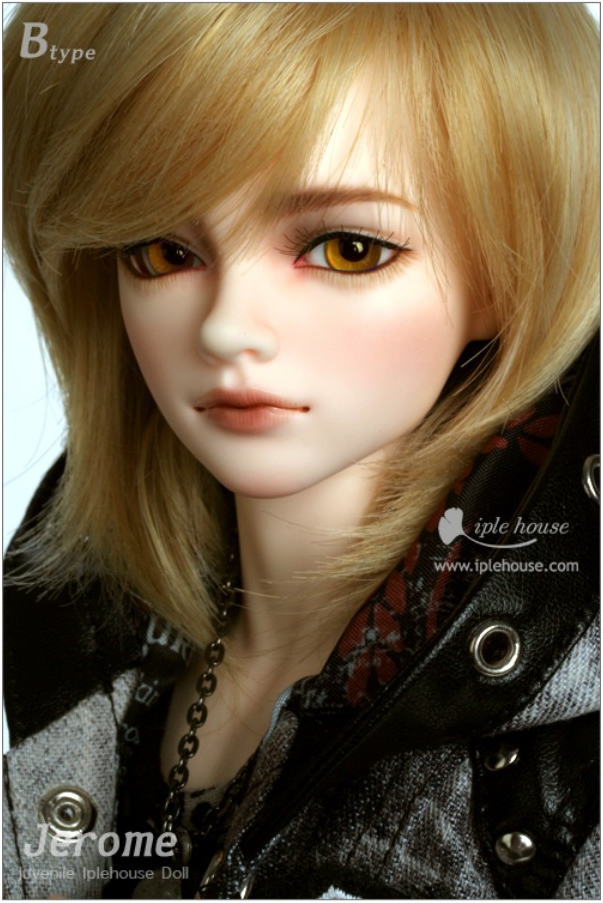 1/4 scale 41cm  BJD nude doll DIY Make up,Dress up SD doll. jerome .not included Apparel and wig<br><br>Aliexpress