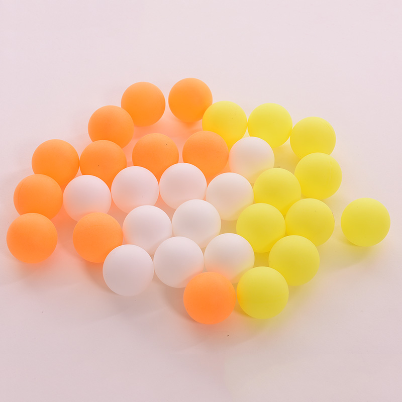 Random Color 10PCS 38MM Ping Pong Ball Beer Pong Table Tennis Dip Game Lottery Washable(China (Mainland))