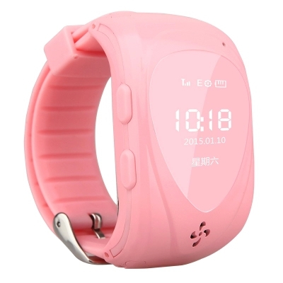 HOT Bluetooth GPS Anti-Lost Children Kids Smartwatch android ios call two-way Communication Positioning(China (Mainland))