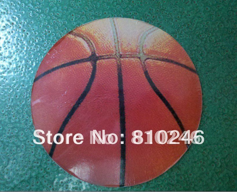 Basketball magnet sticker, custom order accepted!(China (Mainland))