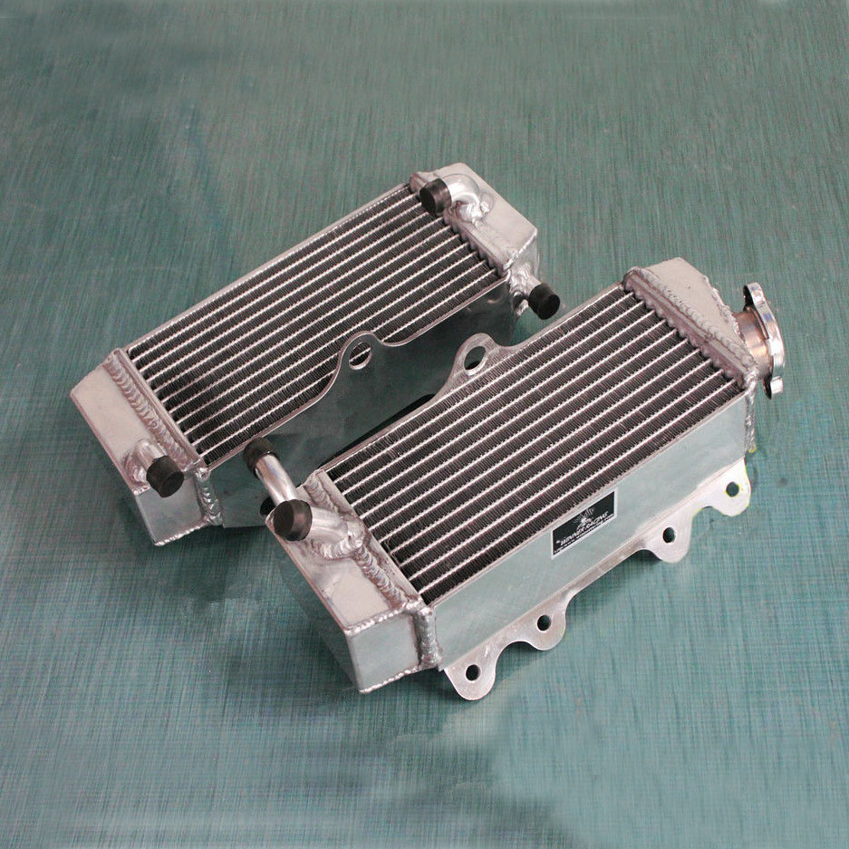 Aluminum radiator For YAMAHA YZ250F 2001-2005 WR250F 2001-2006 01 02 cooling parts accessories engine cooling parts<br><br>Aliexpress
