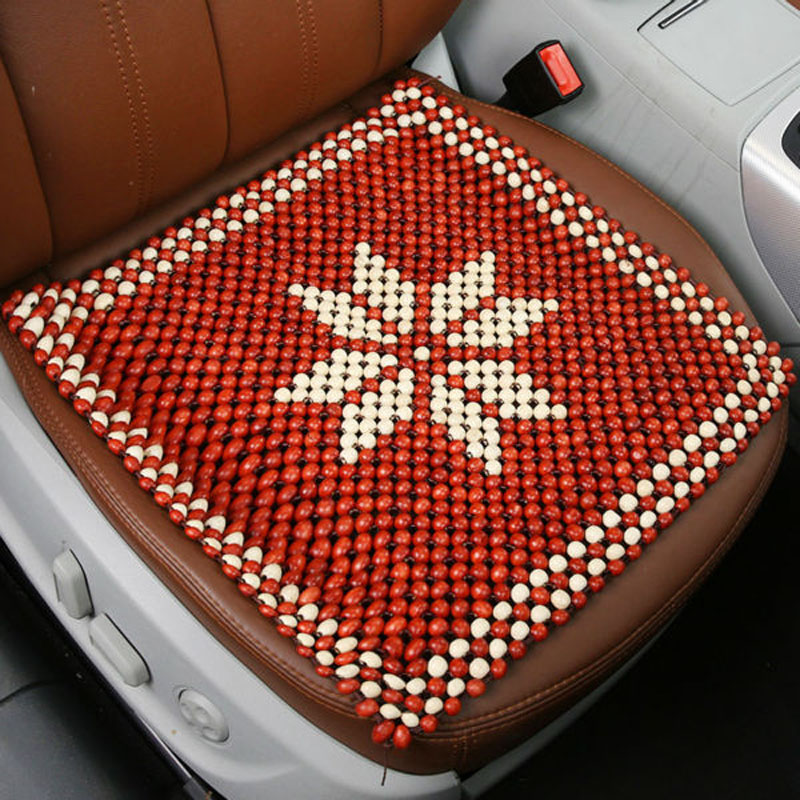 high quality car beaded seat cushion promotion shop for