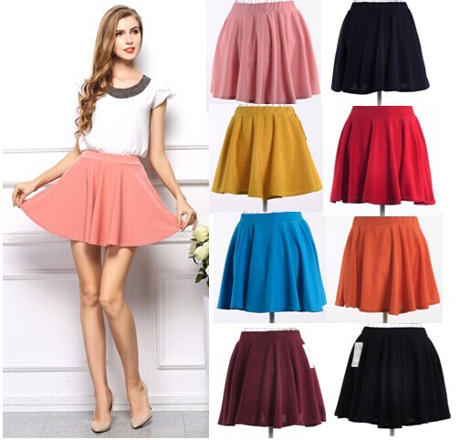 Elegant Women Lady 2014 New Lace Princess Skirts Fairy Style Voile Tulle Skirt