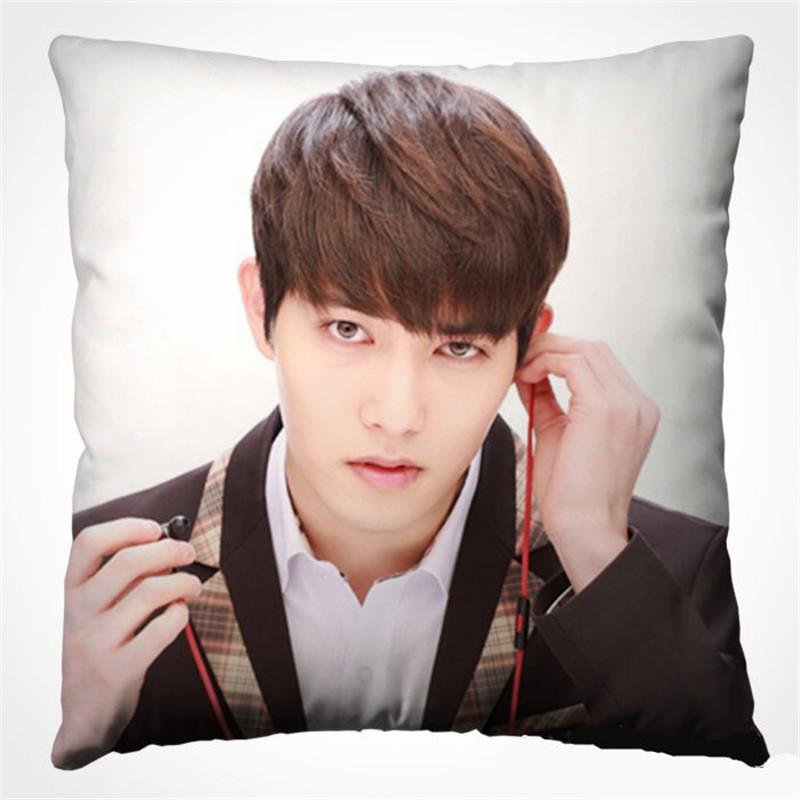 Custom Square Pillows KPOP CNBLUE Korea Lee Jong Hyun Gift body pillow(China (Mainland))