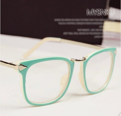 Glasses Frames On Trend : D2 trend kar vintage eyeglasses frame plain glass the ...