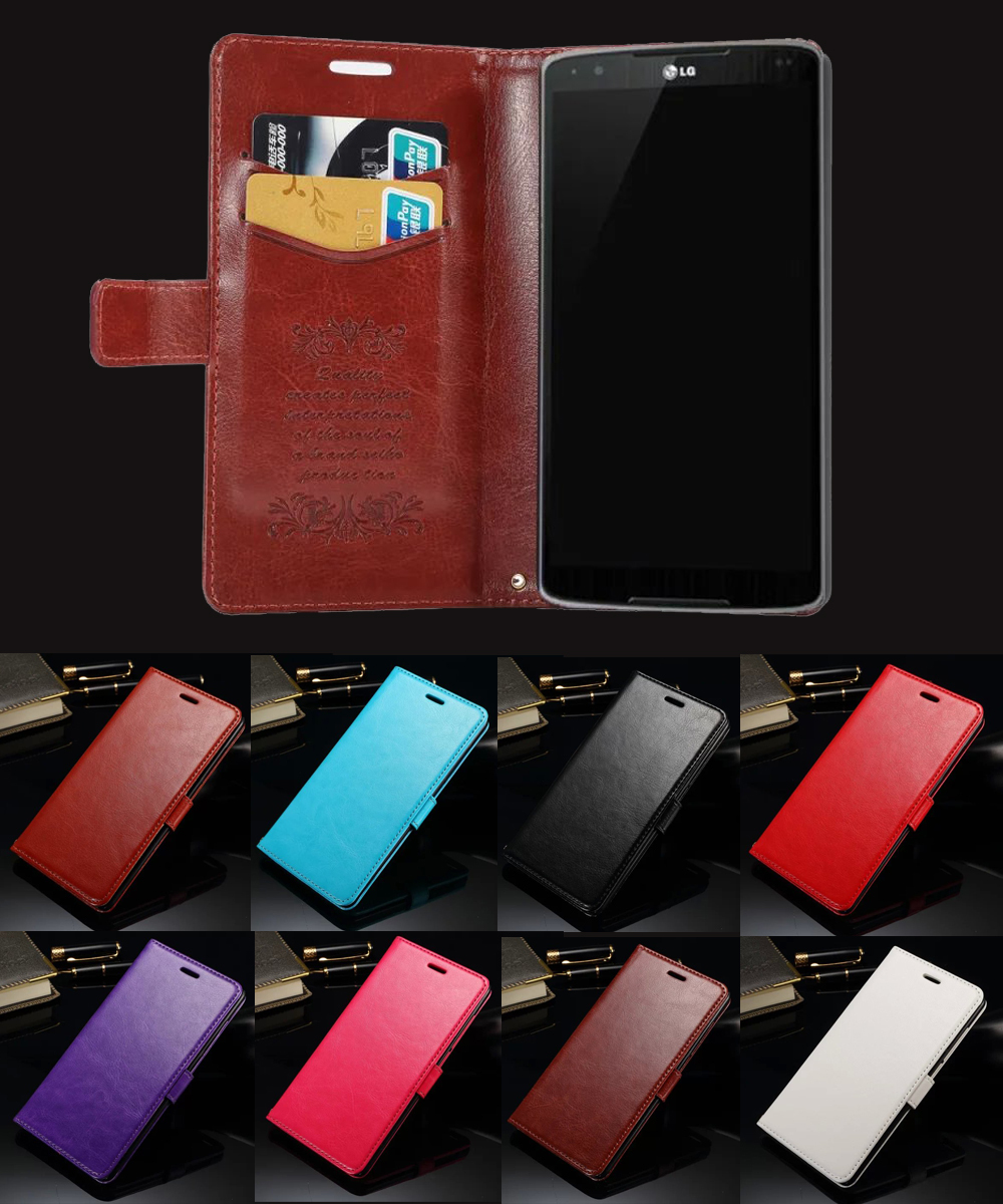 2015 Luxury LG G4 F500 Case Retro PU Leather Flip Wallet Phone Cover Bag Card Holder Stand Items,Drop Ship - Win-Win International Trading Co.,Ltd store