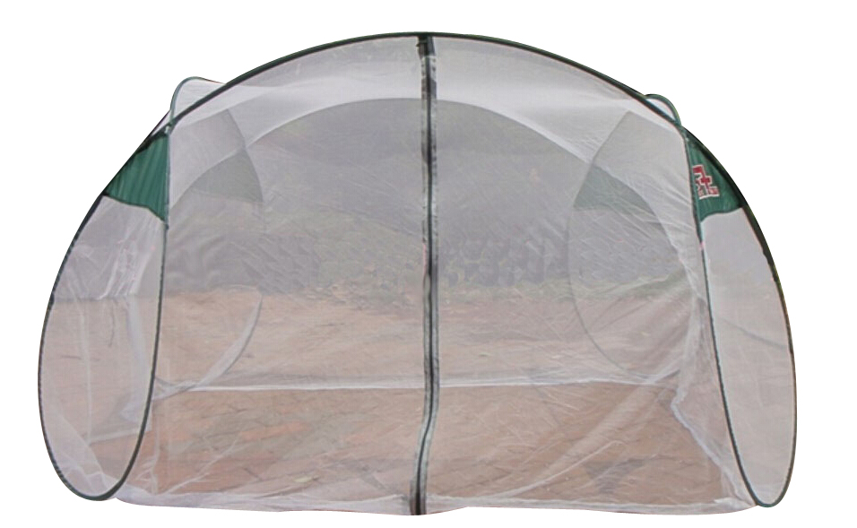 Folding Anti Bug Insect Mosquito Net Tent Bed Canopy Netting Curtain ...