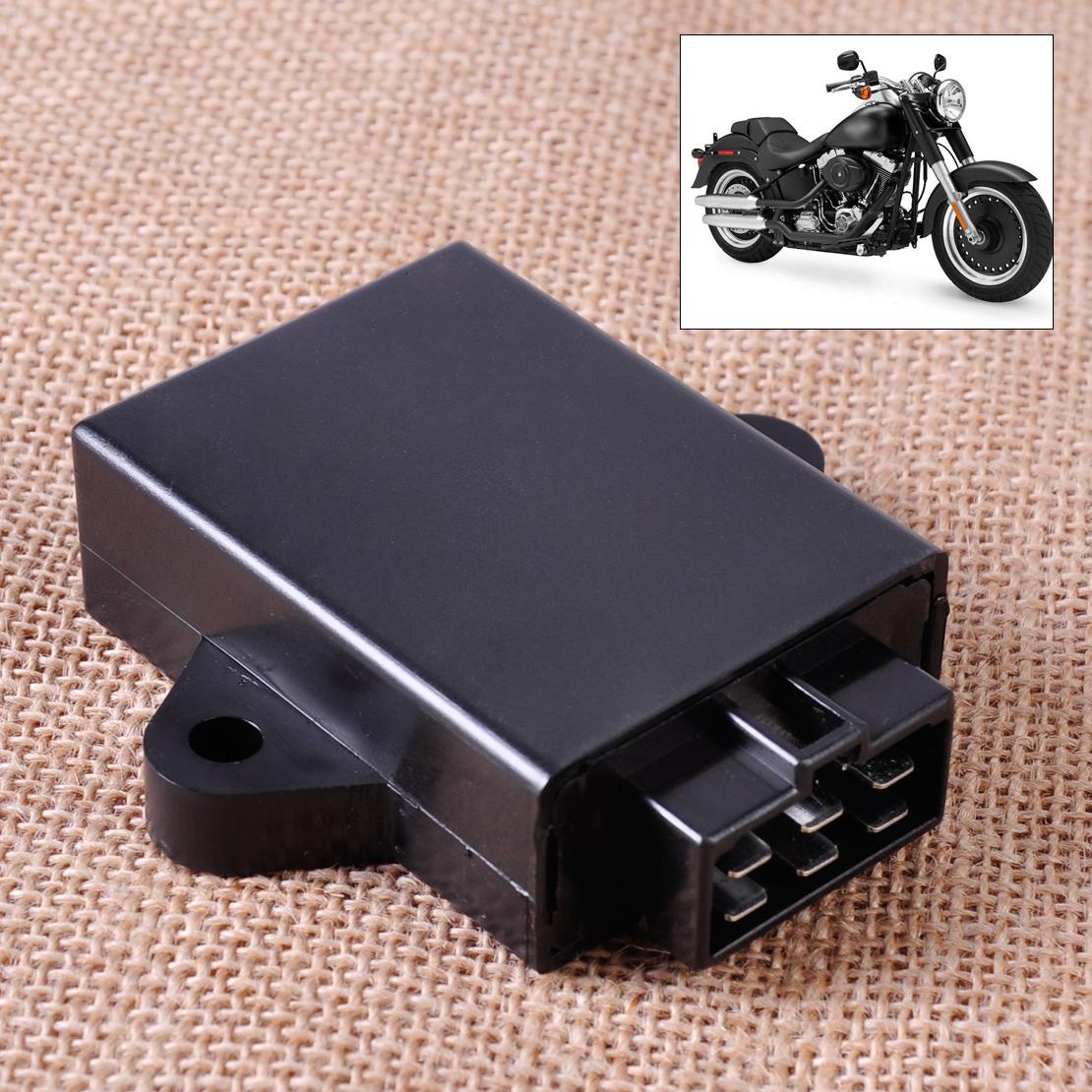 Motorcycle 12V DC 6Pin Control Module CDI Module Box Unit Digital Ignition fit for Suzuki GN250 Chopper(China (Mainland))