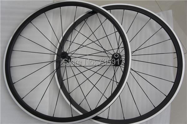 NEW)alloy rim price - 23mm wide *28mm depth roda de bicicleta alloy wheel clincher 700c/ roda de ligawith r13 hub(China (Mainland))