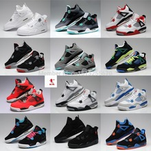 New arrived retro china jordan 4 men basketball shoes best quality shoes online to cheap sale US size 8 - 13 Free Shipping(China (Mainland))