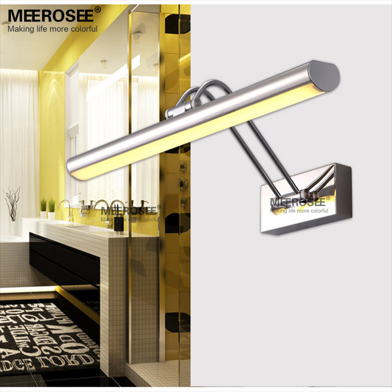 Dressing Room Wall Lights : New Arrival LED Lamp Modern Bathroom Wall sconces 18watt LED Mirror Wall lighting LED wall ...