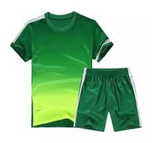 2017 New Arrival Mens/Kids Soccer Sets Thai Quality Football Jerseys Costum Sports Training Kits Clothes 2XL 3XL 4XL 5XL shir(China (Mainland))