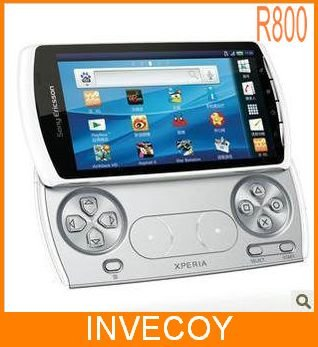 Original R800i Sony Ericsson Xperia PLAY R800 Zli Unlocked cell phone Game phone 3G 5MP camera wifi A-GPS android freeship(China (Mainland))