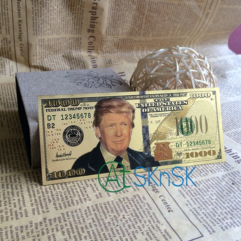 US Air Force Commemorative Million Dollar Bill Set of 25