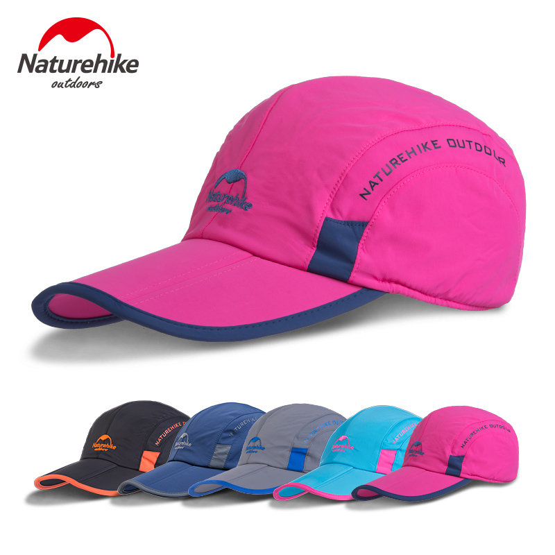 Naturehike Men Women Warm Unisex Ear Protection Hat Winter Outdoor Sports Peaked Cap Foldable Fleece Hats Waterproof Red Blue(China (Mainland))