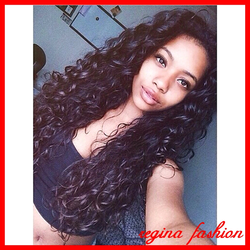Cheap Virgin Brazilian Full Lace Wigs 80