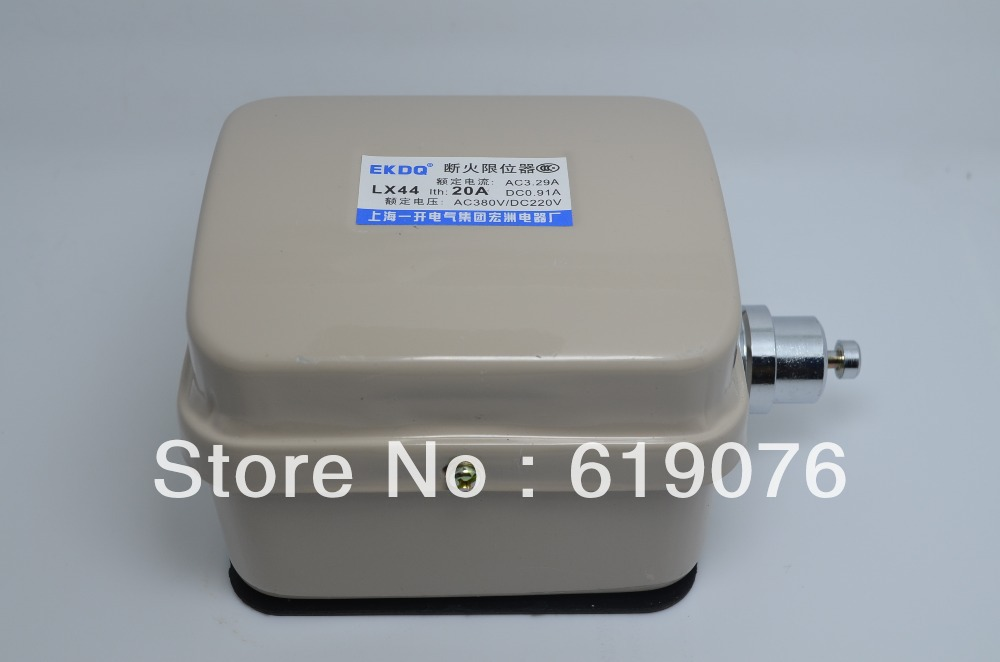 Fire stop LX44-20 20A travel switch(China (Mainland))