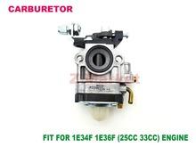 2PCS Carburetor for MITSUBISHI TL26 TL33 TU26 TU33 ZENOAH G23LH G26L Husqvarn a 226RJ Brush Cutter Garden Tool Spare Parts(China (Mainland))