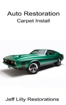 Auto Restoration, Carpet Install...(China (Mainland))