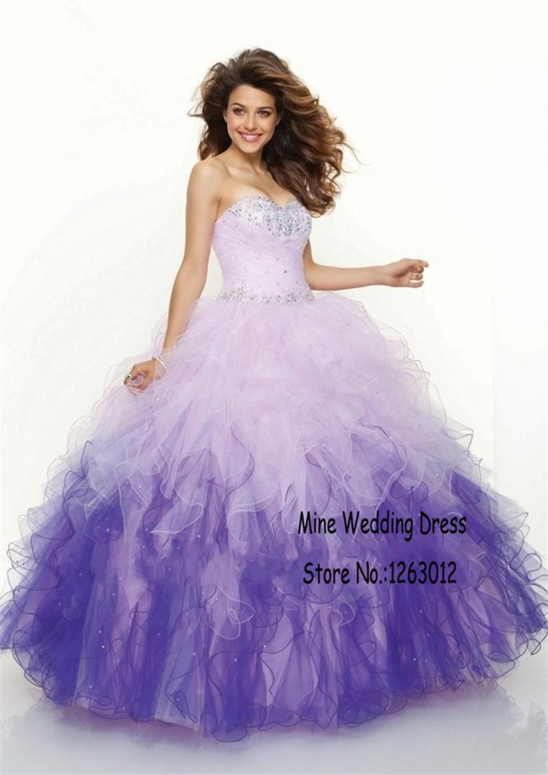 Многоцветный раффлед органзы Quinceanera платье бальное платье из бисера сладкие 16 ну вечеринку два камня