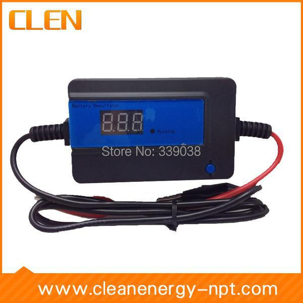 CLEN Lead Acid Blue Battery Desulfator Car Battery Desulfator Battery Reviver Battery Maintenance(China (Mainland))